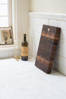 Shops We Love: Quitokeeto - Photo 7 of 8 - Many of the pieces are made by local craftspeople, like this black walnut cutting board by Oakland-based Jacob May.