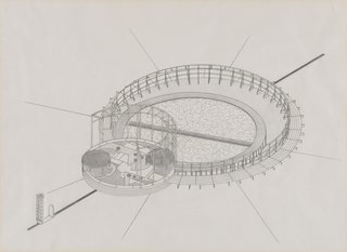 Early Drawings by Famous Architects - Photo 7 of 8 -