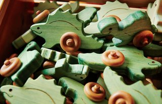 In Minnesota, a Family Business Thrives Making Homespun Toys by Hand - Photo 1 of 7 -