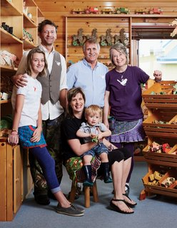 In Minnesota, a Family Business Thrives Making Homespun Toys by Hand - Photo 2 of 7 -