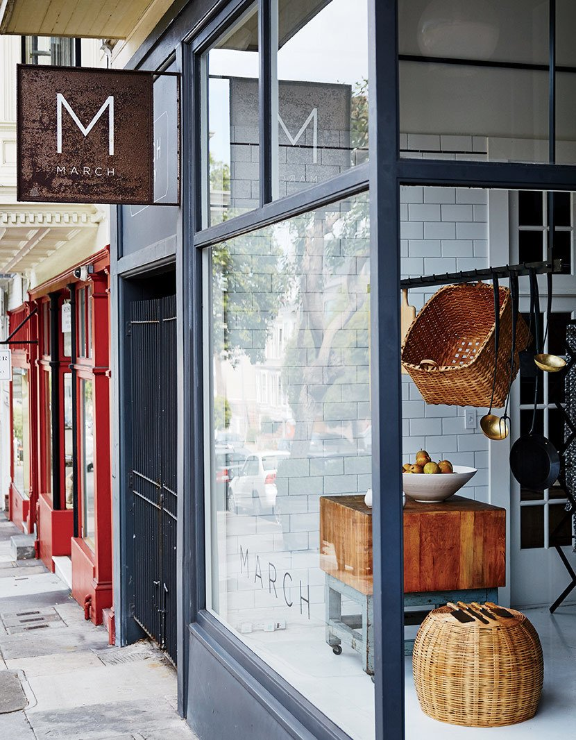 A Homey San Francisco Shop Sells Heirloom Quality Kitchenware And Jams