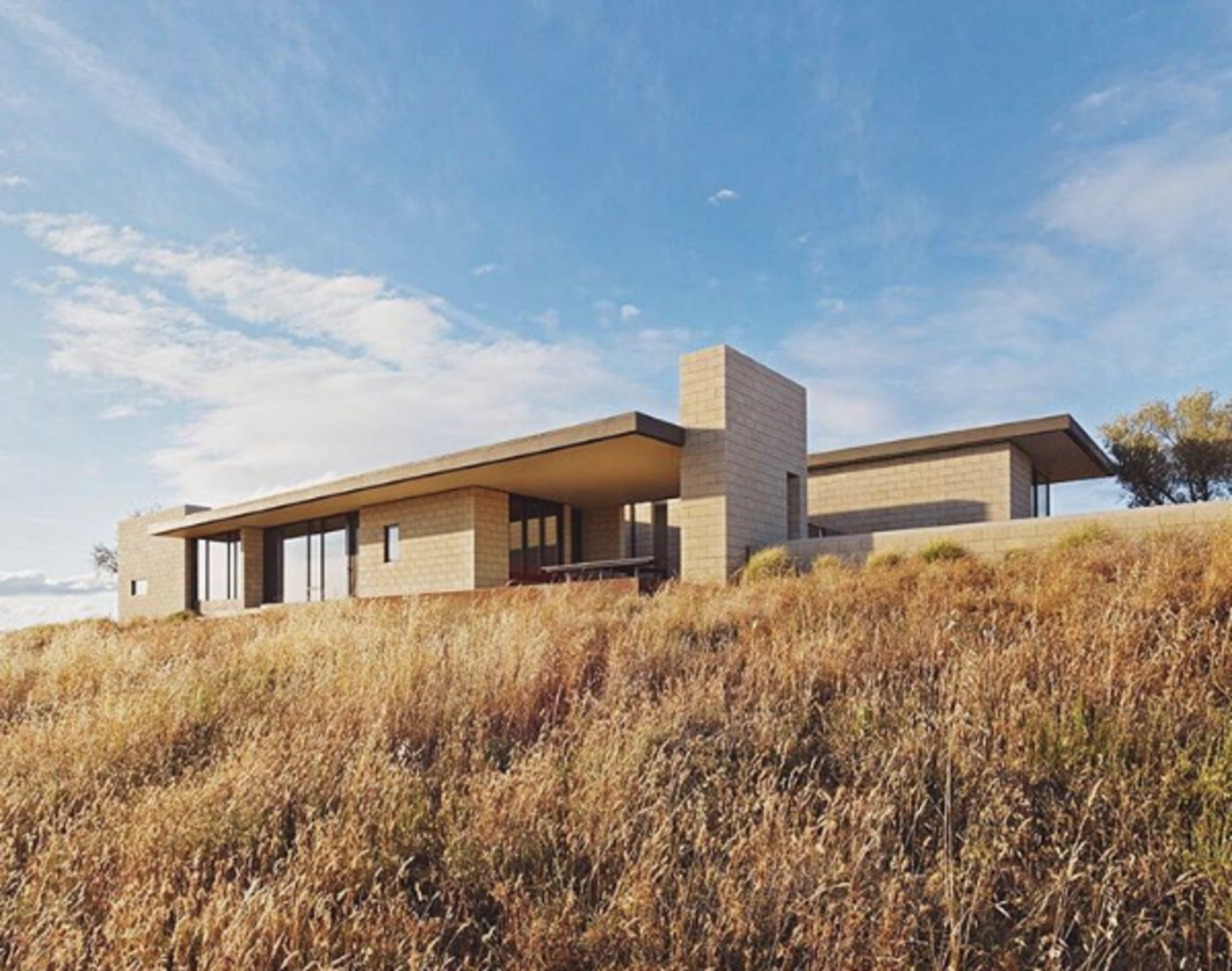 San Francisco Weekend Escapes by Rick Rochon from Photo of the Week: California Modern Home on an 80-Acre Farm