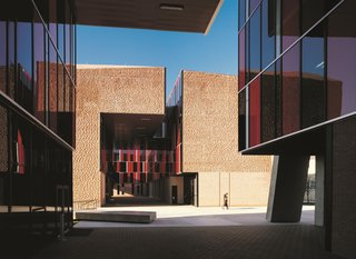 Chilean Architect Alejandro Aravena Wins This Year's Pritzker Prize - Photo 1 of 11 -