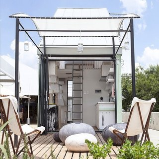 Savvy Prefab Pod Concept for South Africans - Photo 4 of 6 -