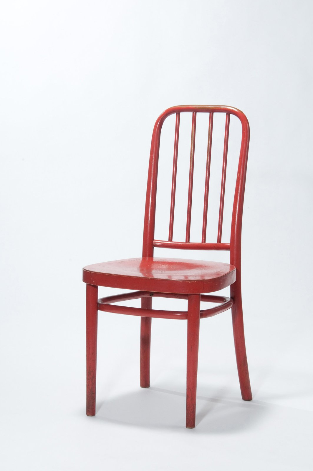 Modell A 63, a lacquered bentwood chair designed in 1929 for Thonet-Mundus.
