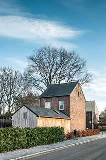 A Clever Belgian Couple Renovate Their Aging Brick Home - Photo 7 of 8 -