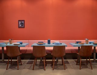 New Restaurant Brings Palm Springs Modernism and NYC Deli Style to...Berlin? - Photo 1 of 5 -