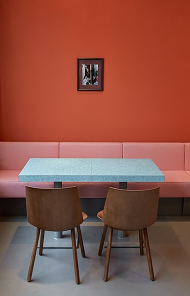 New Restaurant Brings Palm Springs Modernism and NYC Deli Style to...Berlin? - Photo 5 of 5 -
