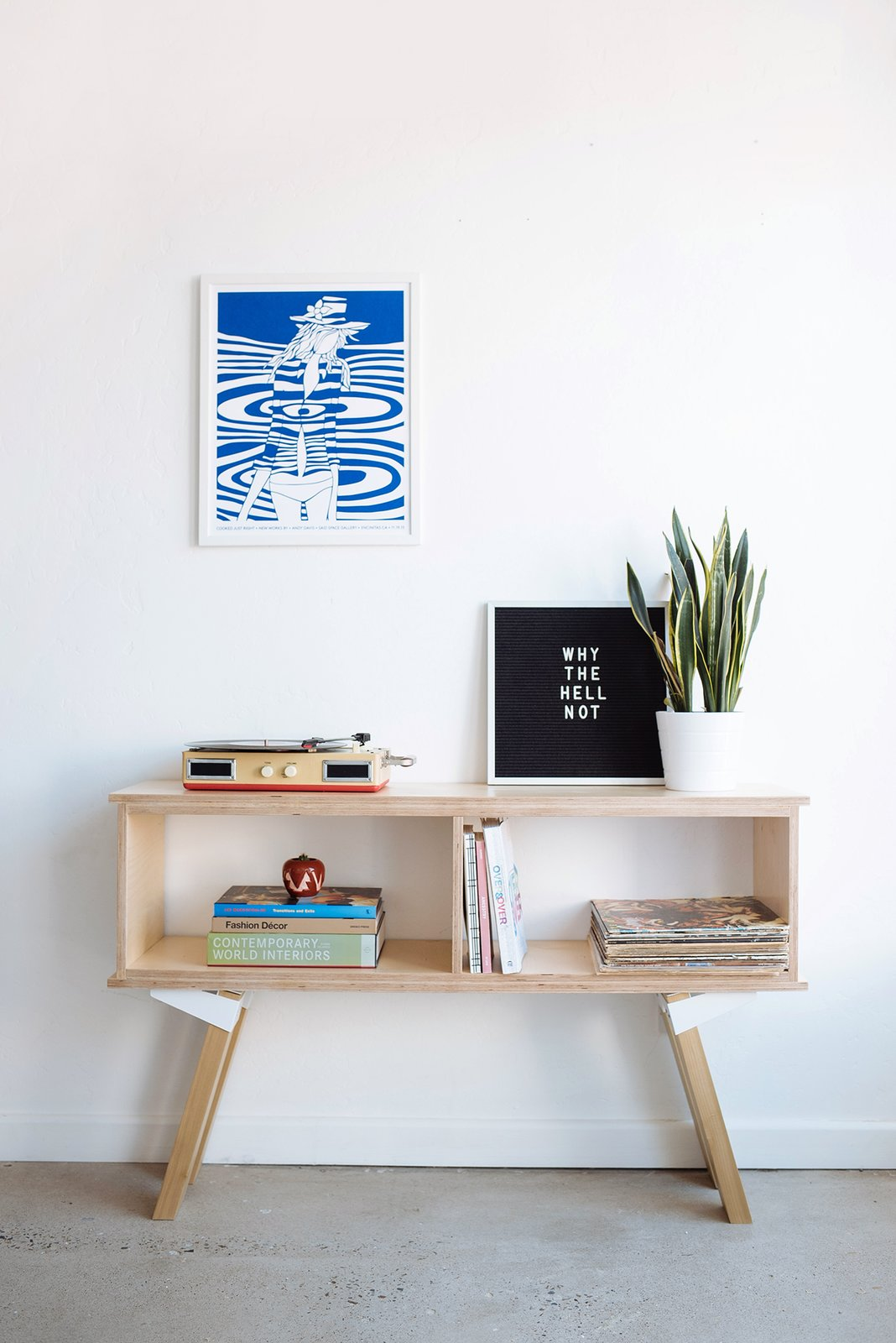 Any combination of dining tables, desks, coffee tables, credenzas, standing desks, and more, are possible. And of course, the wood can be easily painted for a more colorful design.  Shape-Shifters: Modular Furniture by Heather Corcoran from This Kickstarter Campaign Aims to Turn Any 2x4 Into Awesome Modern Furniture