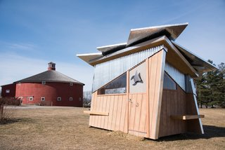 These Tiny Huts Are Key to a Frigid Winter Sport, But You'll Never Guess Which - Photo 1 of 5 -