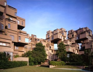 A Look at This Year's National Design Award Winners - Photo 1 of 5 - Lifetime Achievement: Moshe Safdie An architect, urbanist, planner, educator, theorist and author, Moshe Safdie has worn many hats over the years. Three years after completing his studies at McGill University, the Israeli-Canadian architect completed his first built project, Habitat '67, a model for community housing that remains seminal today. Originally conceived as his master's thesis project, the structure, completed in 1967, comprises a collage of 354 prefabricated units.