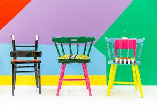 Every Chair Tells a Story - Photo 5 of 5 -