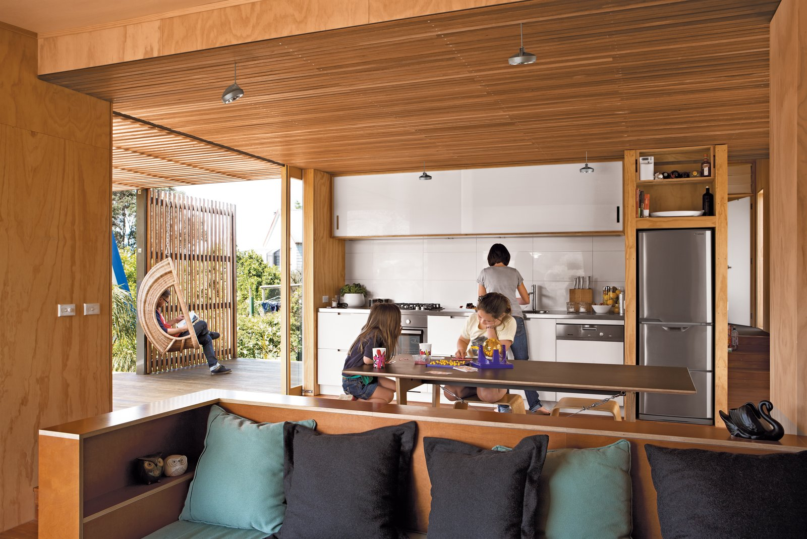 articles about 5 small and narrow modern houses on dwell com dwell