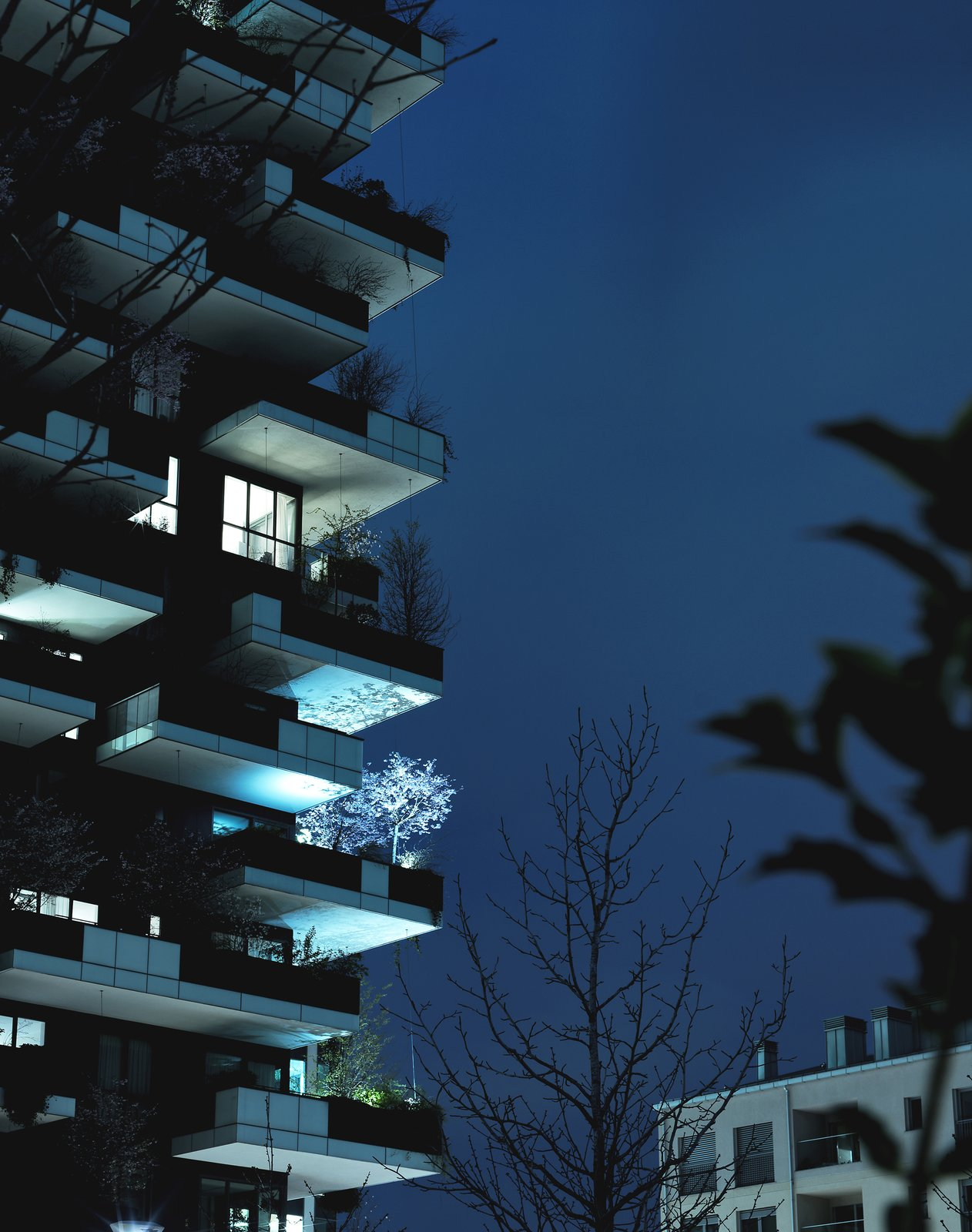 Pretty on the Inside: The Luxe Residences of Milan's Vertical Forest - Photo 1 of 7