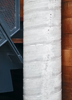 Rising Tides Are No Match for This Coastal Home - Photo 10 of 10 - Concrete pillars are key in the event of a tidal wave.