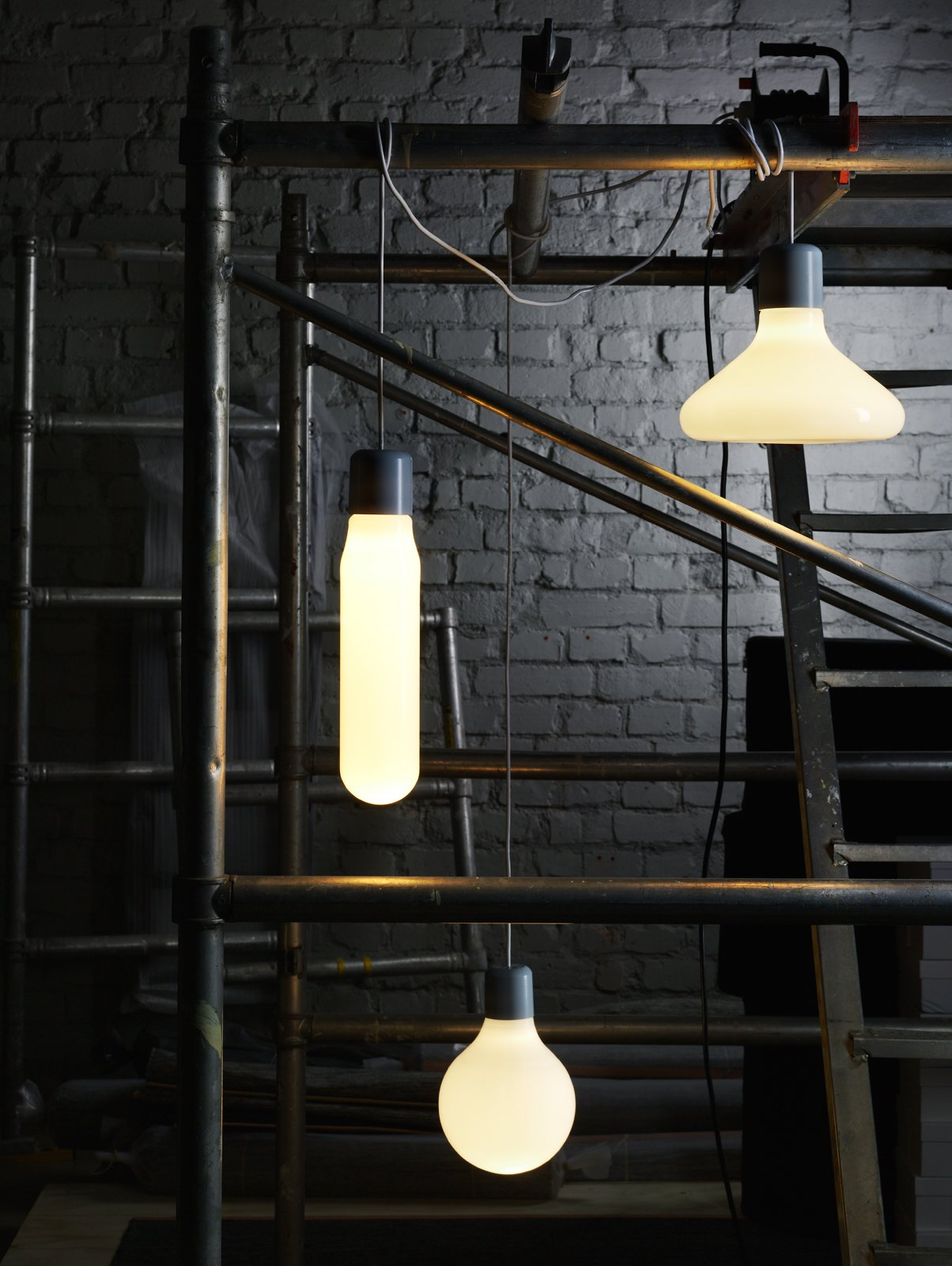#modern #pendant #lighting #copenhagen #design  60+ Modern Lighting Solutions by Dwell from Interesting lights