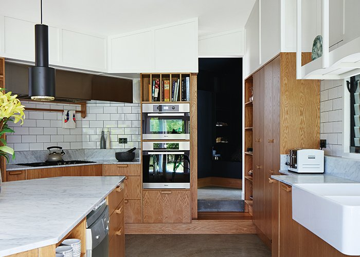 Photo 1 of 5 in This Kitchen Brings It All Together
