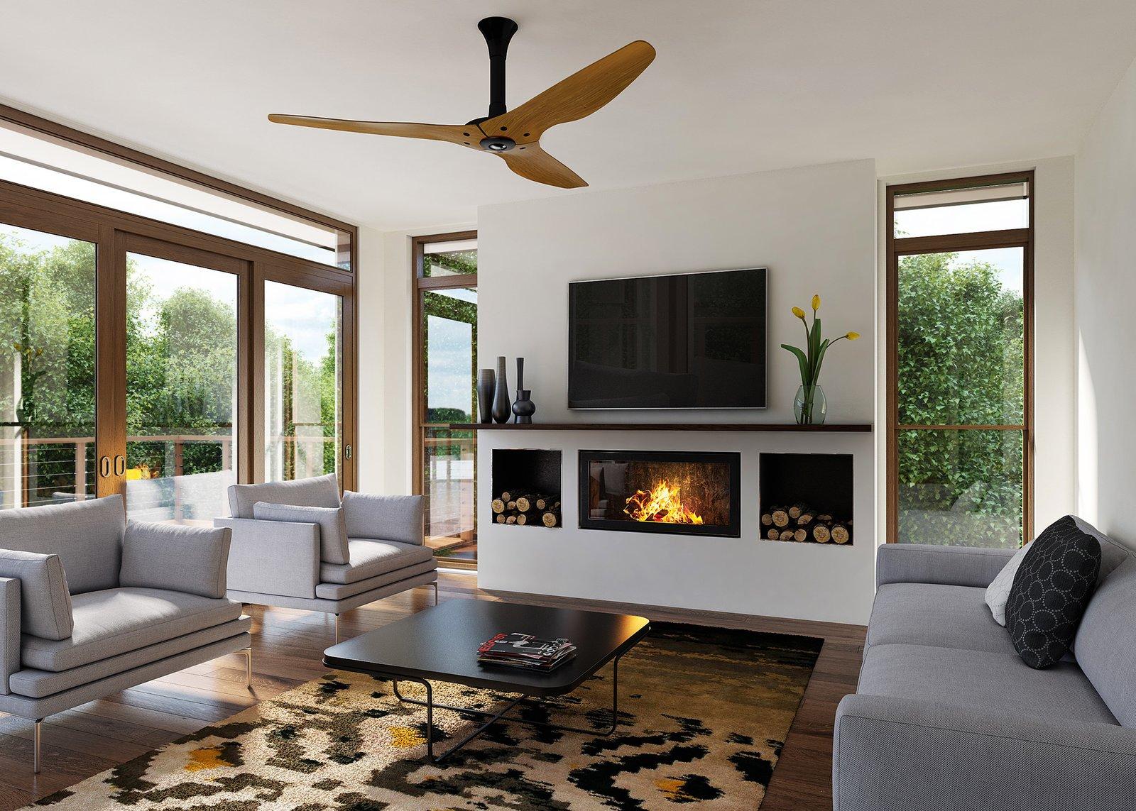 The World S First Smart Ceiling Fan Cuts Energy Bills In