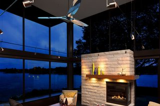 Available in rich finishes, like bamboo and oiled-rubbed bronze, Big Ass Solutions ceiling fans have been recognized by more than 50 international design and technology awards.