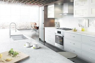 Bosch Brings Refined European Design to the Kitchen - Photo 2 of 7 - To accommodate busy lifestyles, Bosch prioritizes functionality. Intuitive controls, flush installation, and slam-proof doors ease stress in the hardest working room in the house.