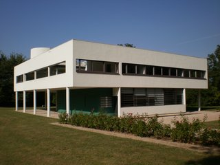 UNESCO Adds 17 Le Corbusier Buildings to Its Storied Ranks - Photo 4 of 8 - As one of the architect's most recognizable achievements, Villa Savoye, famously realized Le Corbusier's <i>piloti</i> concept, a series of columns support the upper floor while providing the  ground floor to have open space.