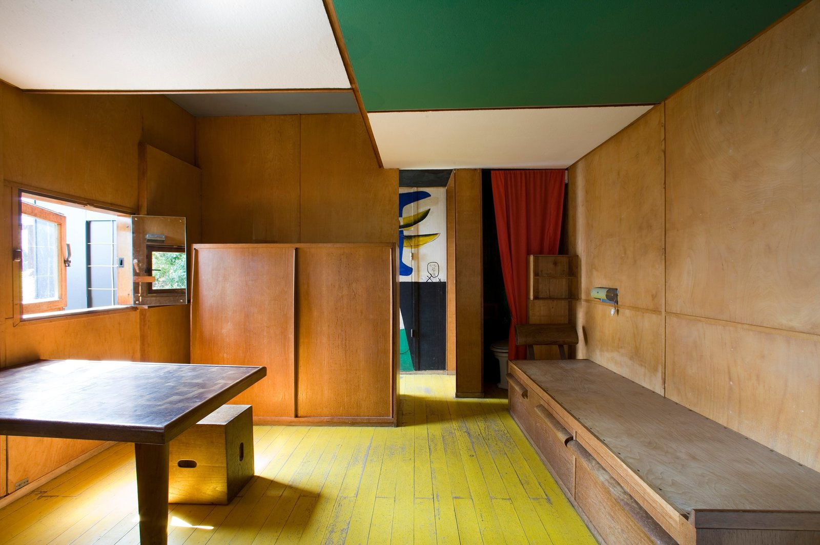 Photo 46 of 46 in UNESCO Adds 146 Le Corbusier Buildings to Its ... - Cabanon Le Corbusier