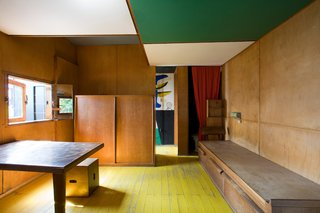 UNESCO Adds 17 Le Corbusier Buildings to Its Storied Ranks - Photo 6 of 8 - For those that love tiny cabins, Le Petit Cabanon was Le Corbusier's own miniature abode with a colorful and clever space-saving interior.