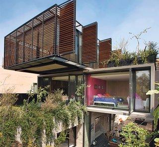 A Sublime Indoor/Outdoor Retreat in Mexico City