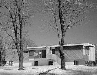 Snower House circa 1964.