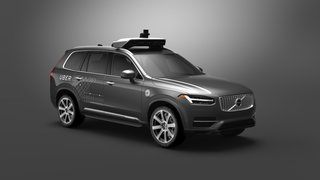 Tired of Driving? Let Volvo and Uber Take Care of Your Commute - Photo 2 of 3 - The XC90 for the Uber and Volvo collaboration.