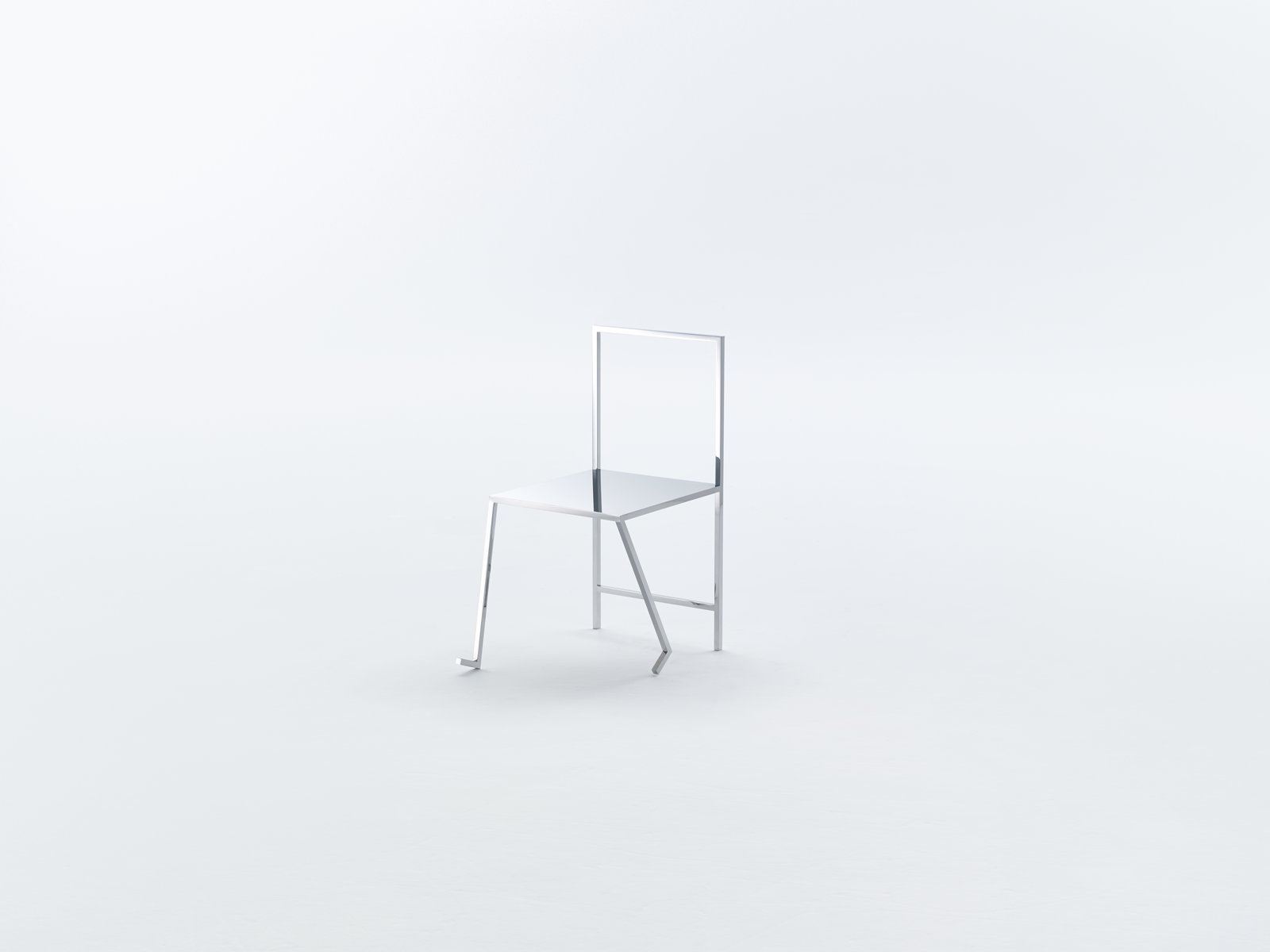 The result is a series of playful and experimental forms.  Photo 4 of 7 in Pull Up a Chair: An Interview With Designer Oki Sato