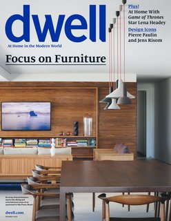 Dwell Magazine 2016 Issues - Photo 2 of 10 - October 2016, Vol.16 Issue 09