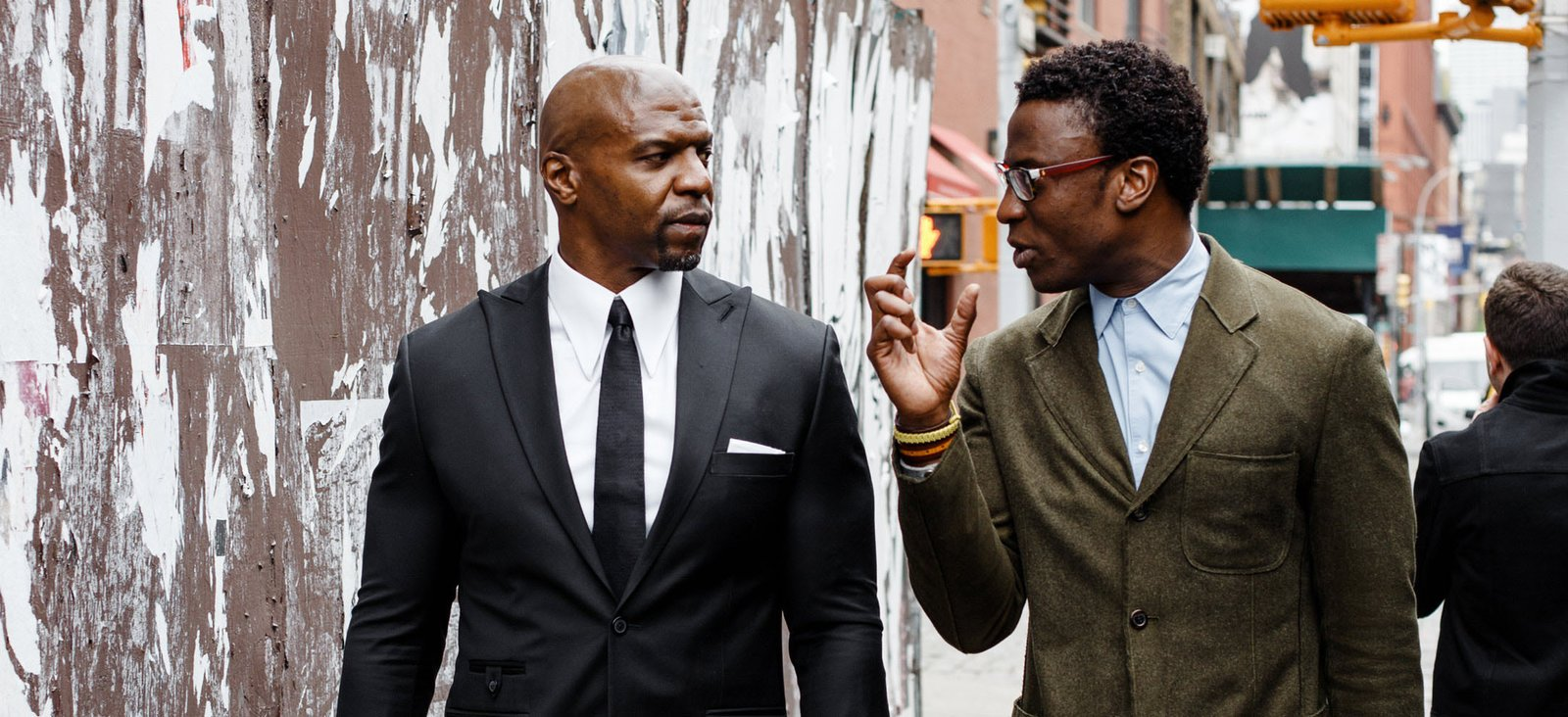 Photo 1 of 5 in Designer Ini Archibong Finds A Patron in Actor Terry Crews