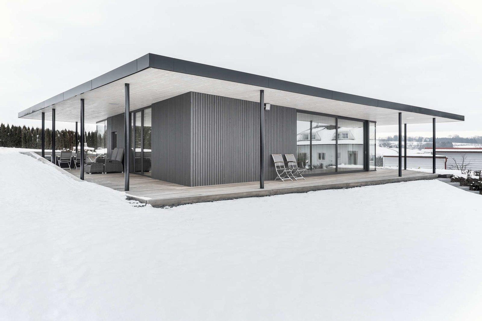 Via Architizer, photo by VIO WAKOLBINGER ASTEN 4481.  Photo 6 of 11 in 10 Inspiring Houses