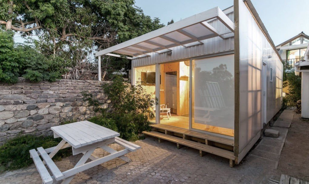 Via Inhabitat, photo by Juan Durán Sierralta.  Photo 7 of 11 in 10 Inspiring Houses