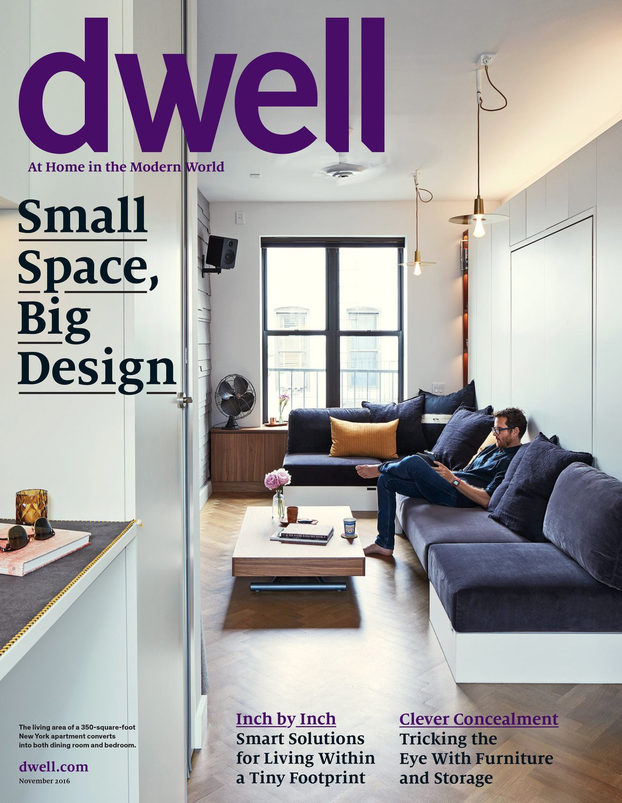 Dwell Magazine 2016 Issues