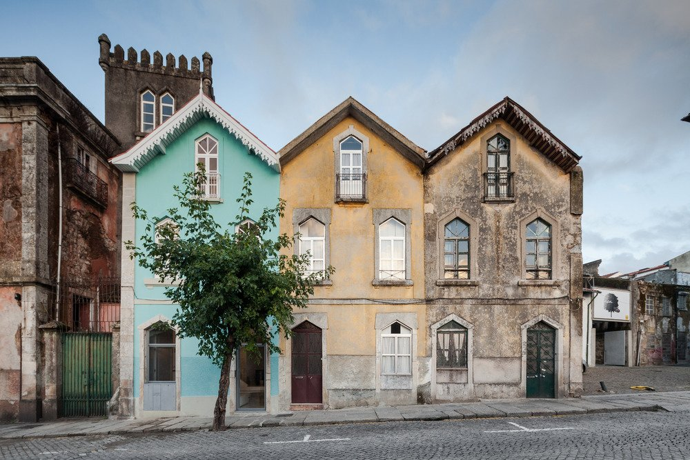Photo 1 of 7 in This Revived 19th-Century Home Keeps Its Character Even With a Minimalist Interior