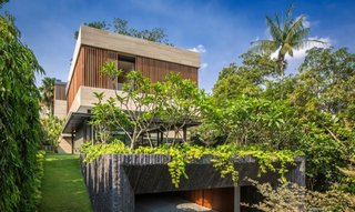 This Week's 10 Best Houses - Photo 6 of 10 - Via Inhabitat, photo by Marc Tey