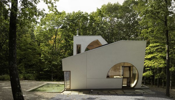 This Week's 10 Best Houses - Photo 1 of 10 - Via ArchDaily, photo by Paul Warchol