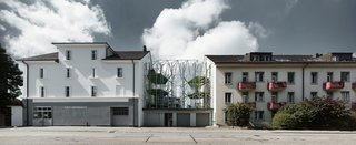This Week's 10 Best Houses - Photo 6 of 10 - Via designboom, photo by Valentin Jeck