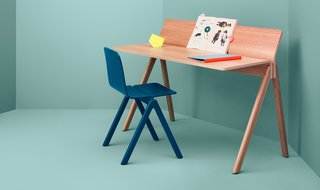 HAY Copenhague Molded Plywood Desk CPH190