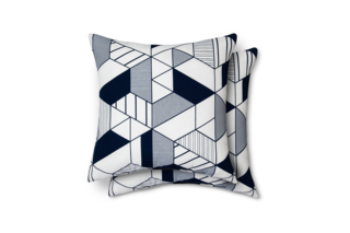 Modern by Dwell Magazine Geo Pillow
