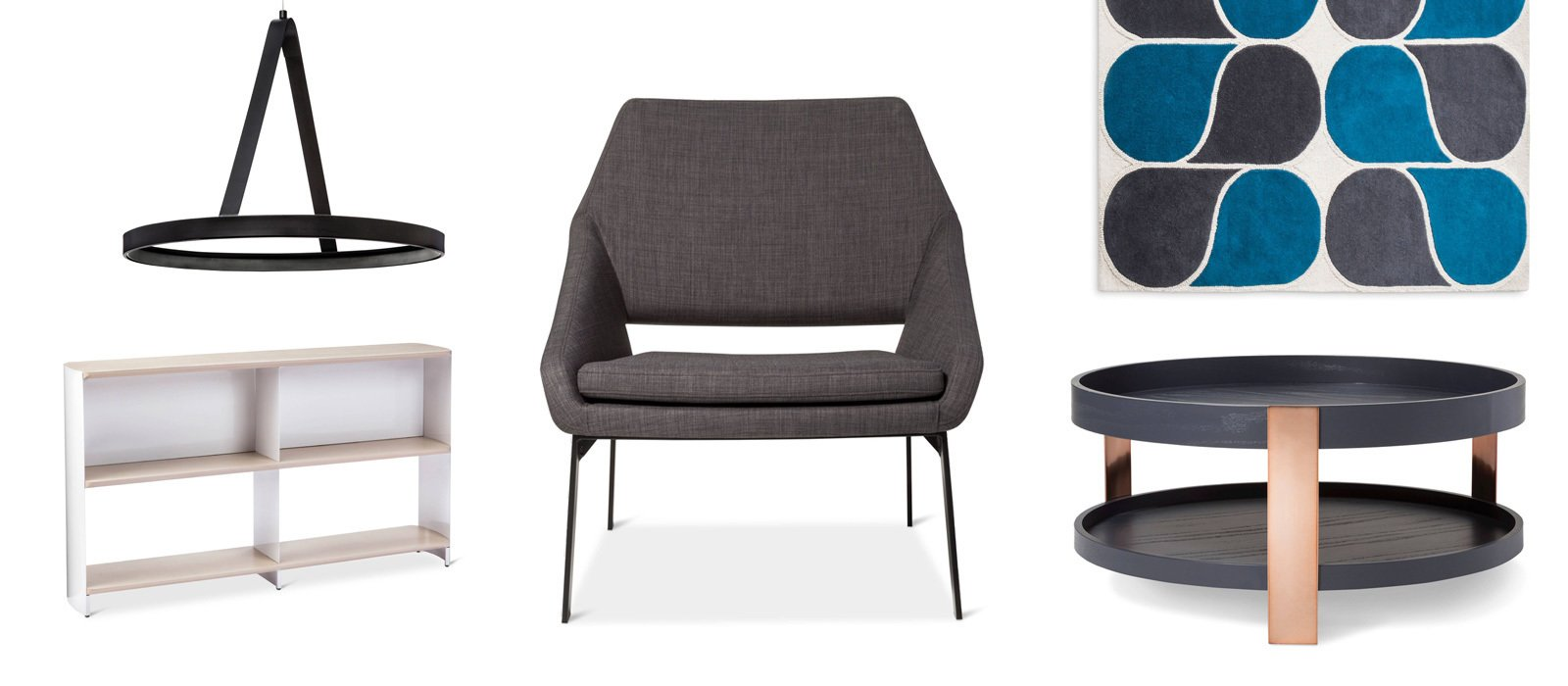 Photo 1 of 1 in 5 Picks to Refresh Your Living Room With the New Dwell x Target Collection