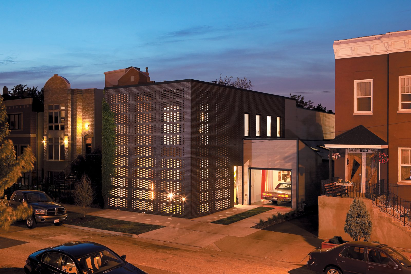 Photo 1 of 10 in The Brick Weave House in Chicago