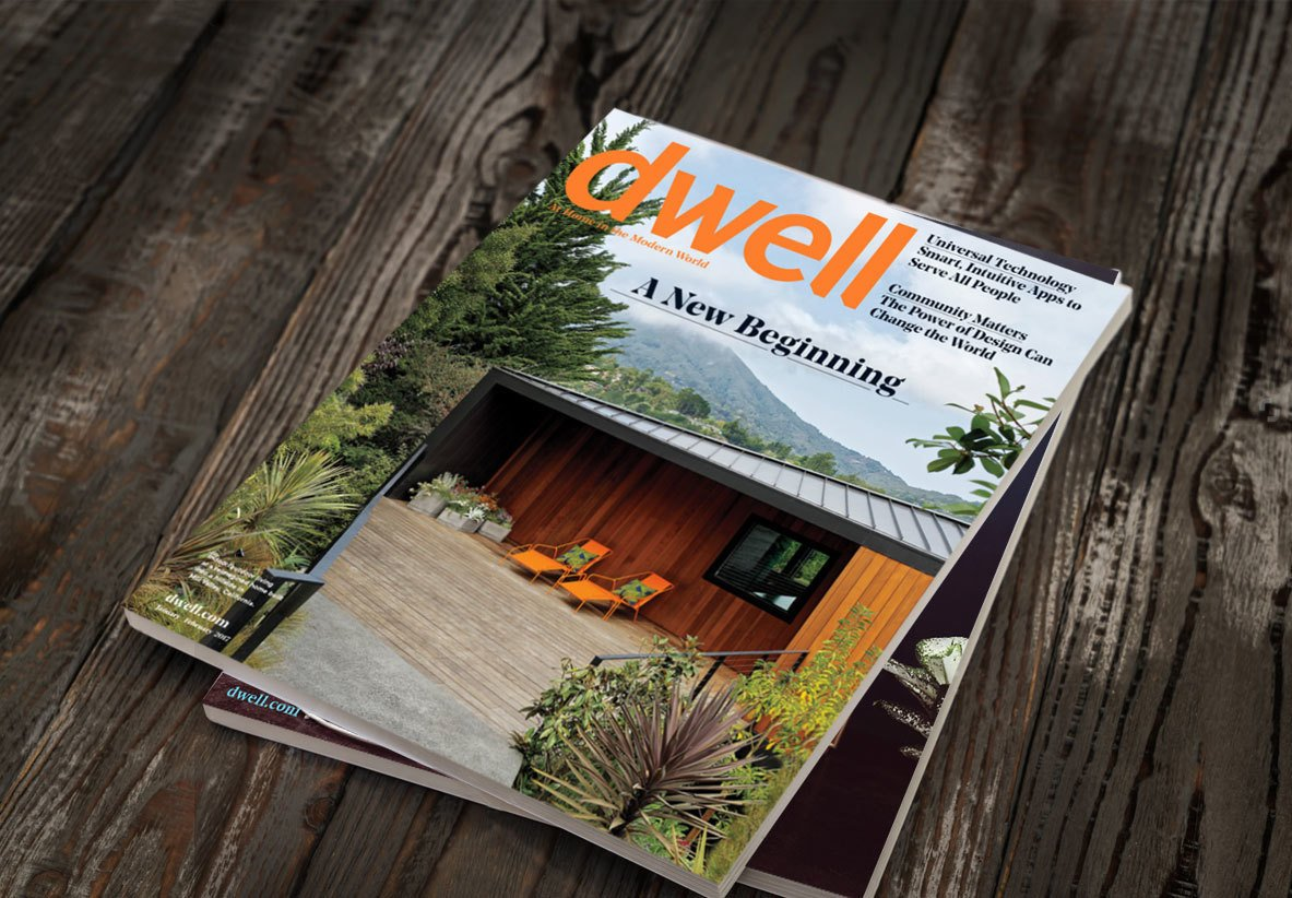 Photo 1 of 1 in Subscribe to Dwell Magazine