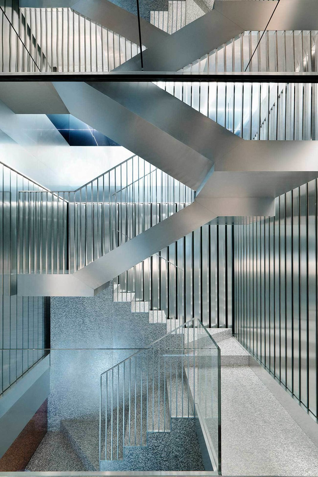 Repossi Jewelry Flagship Store by Rem Koolhas  Photo 8 of 10 in How to Bring Light Into Dark Spaces