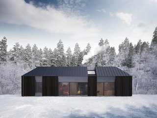 20 Modern Prefab Companies Perfect for Mountain Living - Photo 2 of 20 - Project Name: Tind House