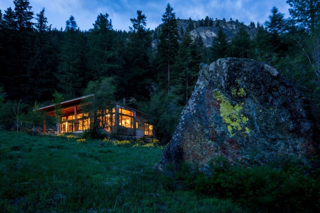 Project Name: Big Rock House