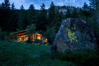 10 Outstanding Prefabs in the Pacific Northwest - Photo 9 of 10 - Project Name: Big Rock House