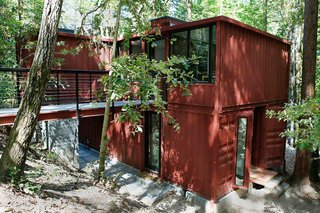 16 Prefab Shipping Container Companies in the United States - Photo 8 of 16 - Project Name: Six Oaks